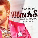 Preet Harpal – Black Suit ft Dr Zeus & Fateh