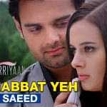 Bilal Saeed – Mohabbat Yeh
