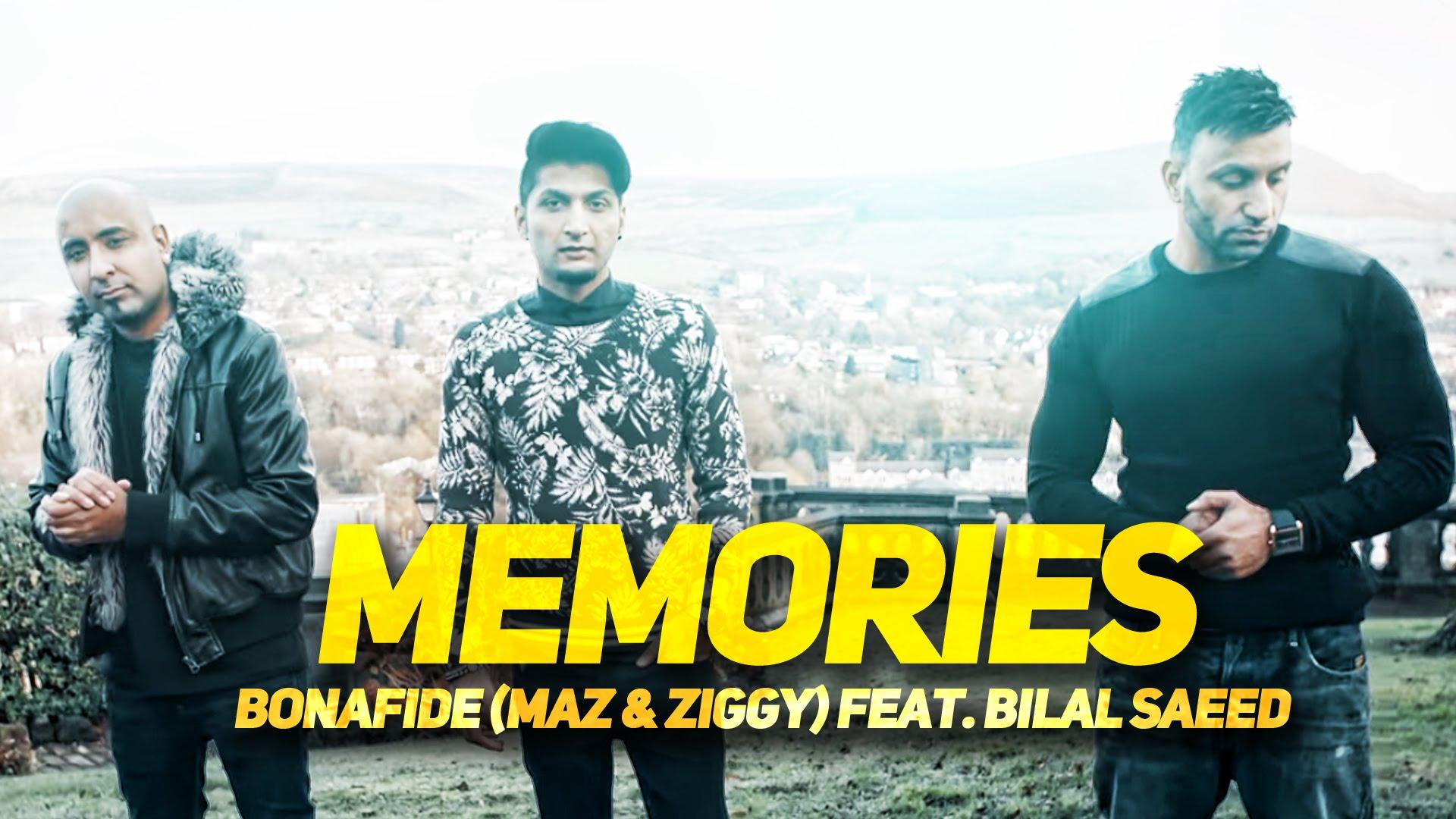 Bonafide Memories Ft Bilal Saeed Desi Box Com