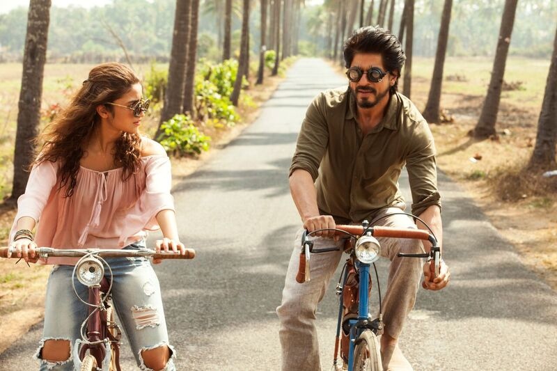 "Alia Bhatt: ""Shah Rukh Khan made my cinema dream come true"""