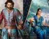 Baahubali 2 new posters Prabhas as Amarendra Baahubali  Anushka Shetty as Devasena look so royal