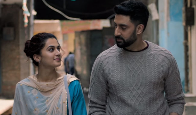 manmarziyaan, manmarziyaan actress, taapsee pannu, abhishek bachchan, junior bachchan, taapsee pannu interview, taapsee pannu movies, manmarziyaan movie