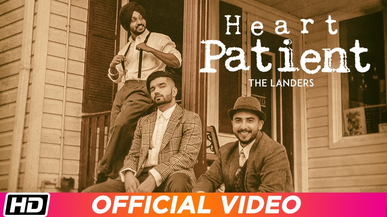 The Landers ft Western Penduz – Heart Patient