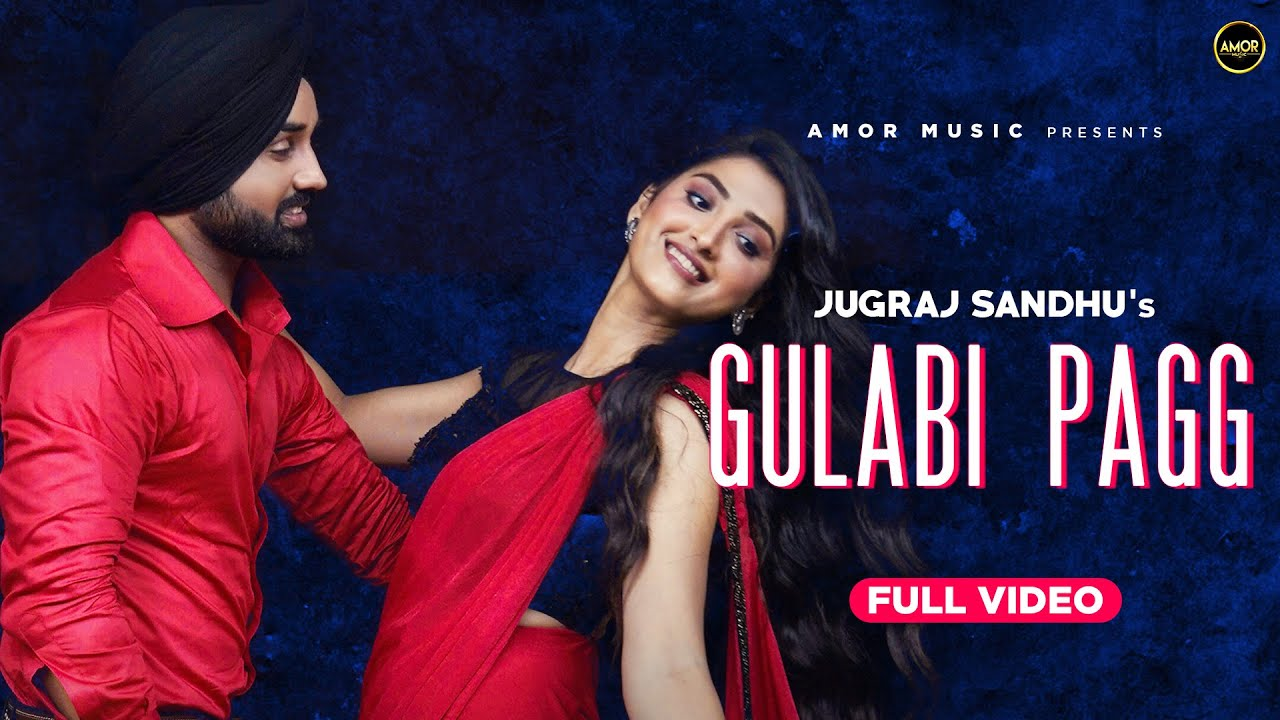Jugraj Sandhu ft The Boss – Gulabi Pagg