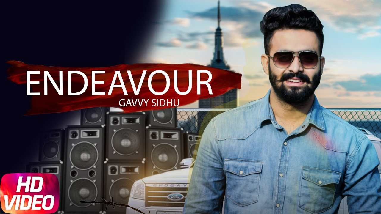 Gavvy Sidhu – Endeavour