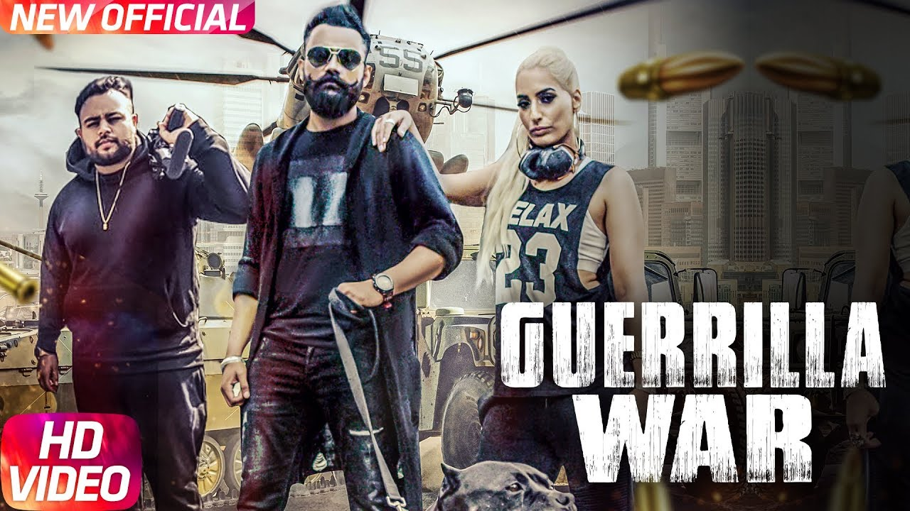 Amrit Maan ft DJ Goddess & Deep Jandu – Guerrilla War