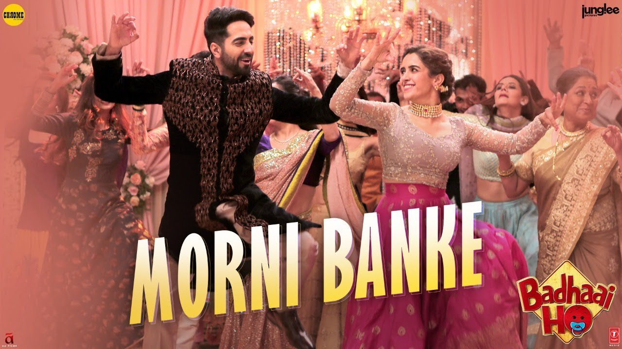 Guru Randhawa & Neha Kakkar ft Tanishk Bagchi & Panjabi MC – Morni Banke