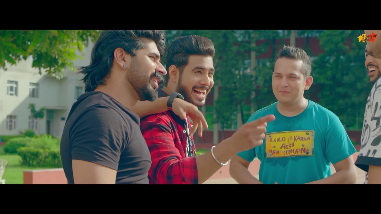 Dilraj Dhillon ft Rohit Jassal & Karan Dhillon – Langotiye Yaar