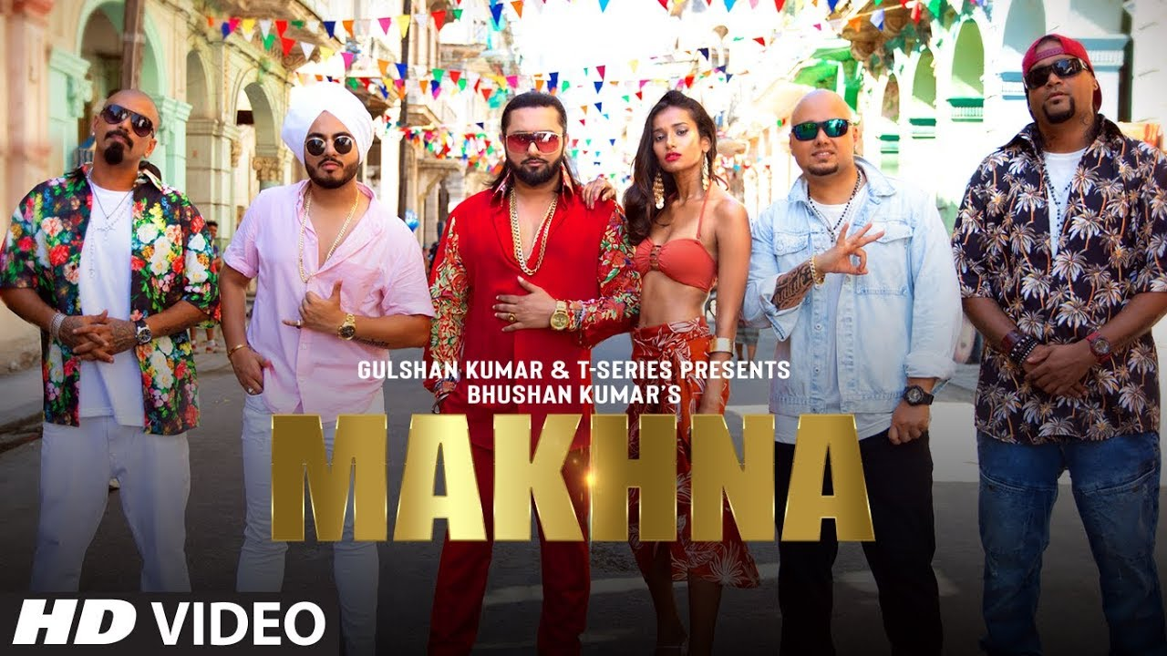 Yo Yo Honey Singh ft Neha Kakkar, Singhsta, Pinaki, Sean & Allistair – Makhna