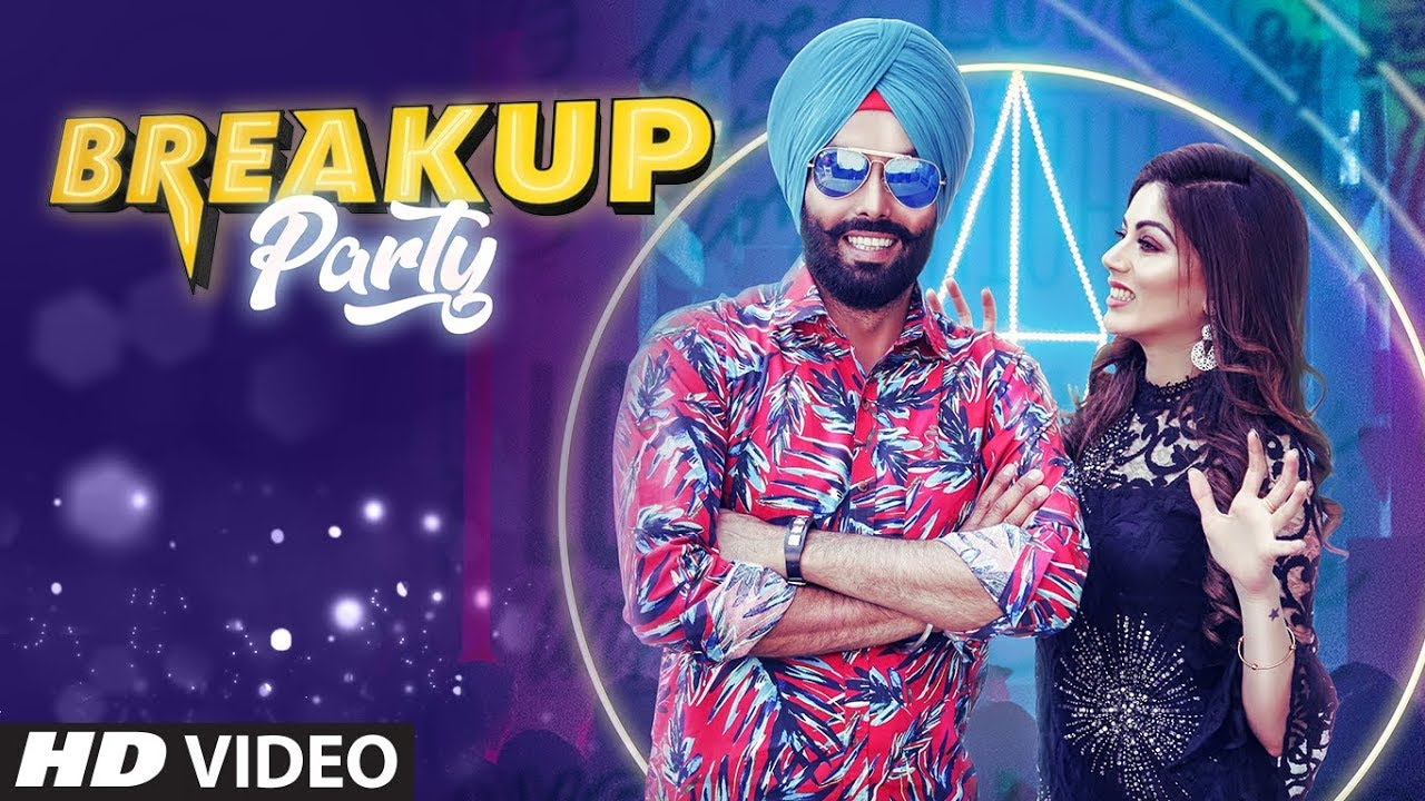Diljeet Bilaspuriya ft Johnyy Vick – Breakup Party
