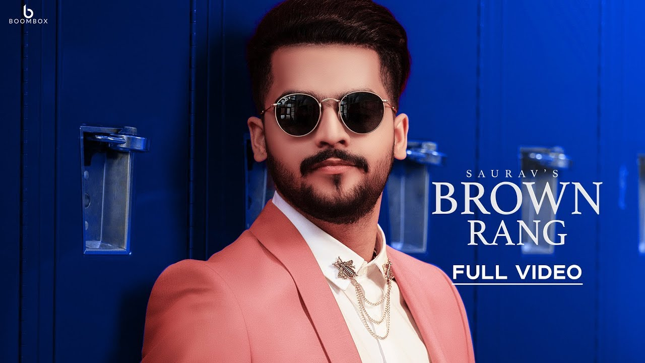 Saurav ft Mad Mix – Brown Rang
