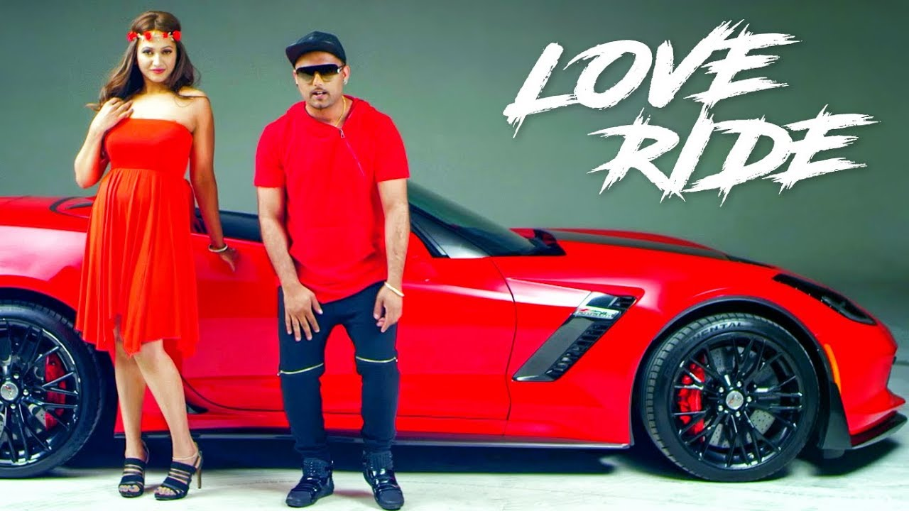 Lucky Love ft Supernova – Love Ride