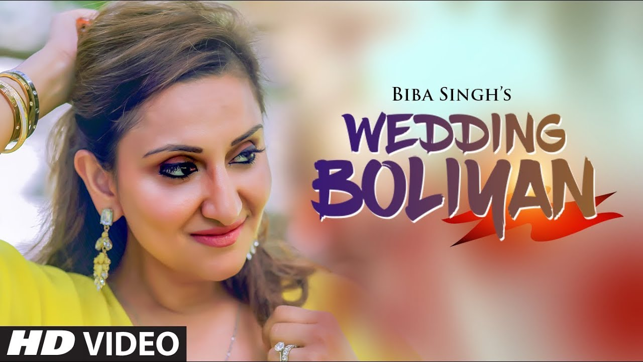 Biba Singh ft Jeeti – Wedding Boliyan