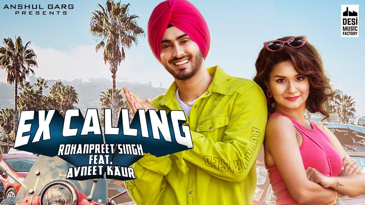 Rohanpreet Singh ft Neha Kakkar & Enzo – Ex Calling