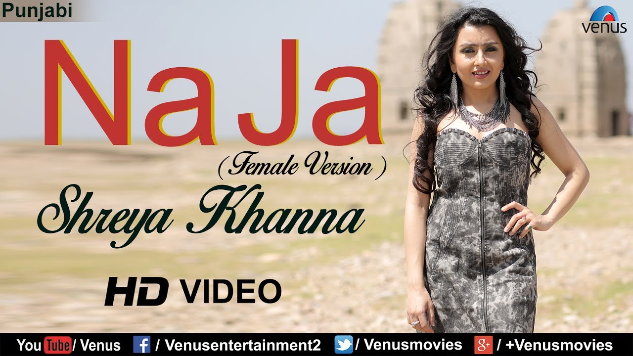 Shreya Khanna – Na Ja (Female Version)
