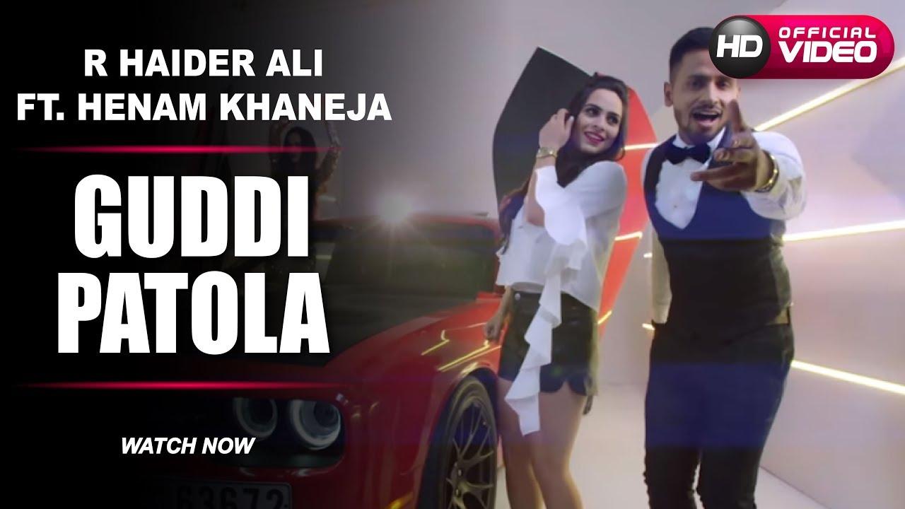 R Haider Ali – Guddi Patola
