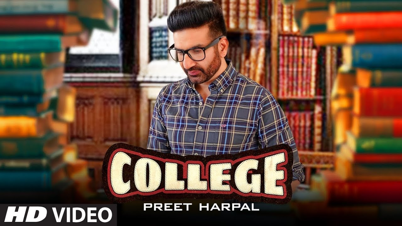 Preet Harpal ft Nick Dhammu – College