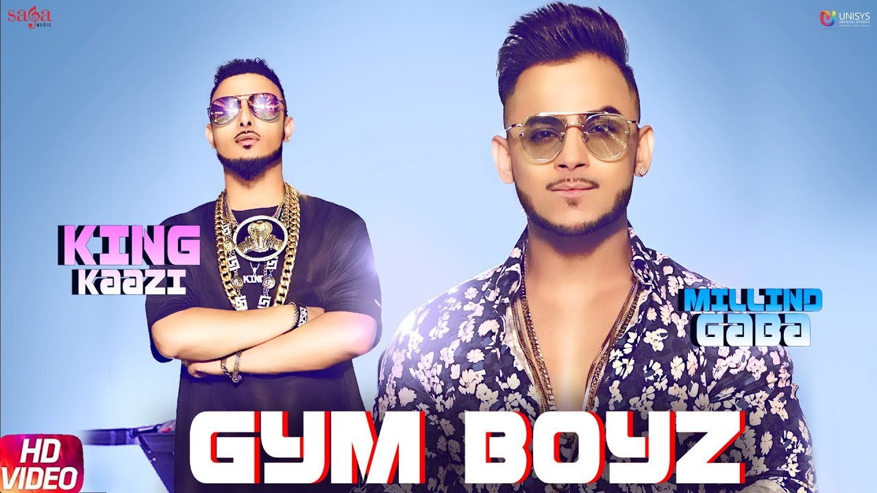 Millind Gaba & King Kaazi ft Ullumanati – Gym Boyz