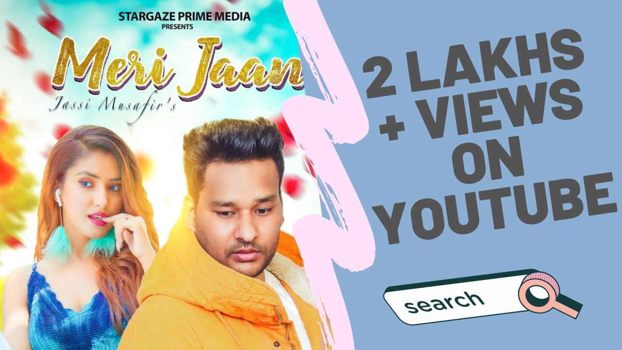 Jassi Musafir ft Jassi X – Meri Jaan