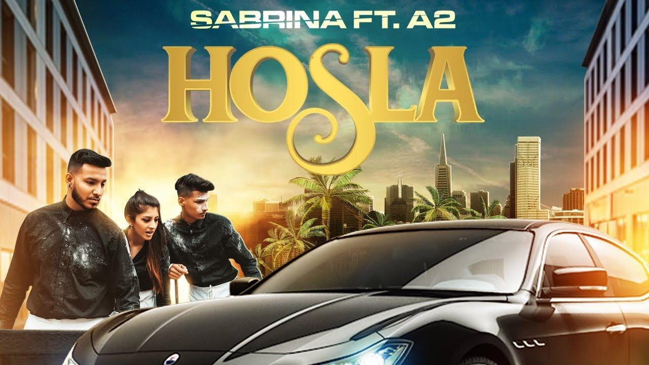 Sabrina ft A2 – Hosla