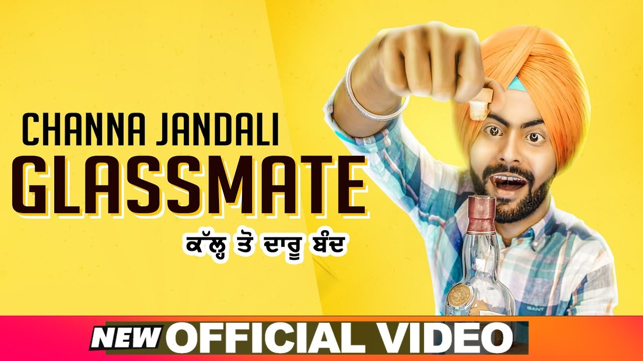 Channa Jandali ft Sunny Vik – Glassmate