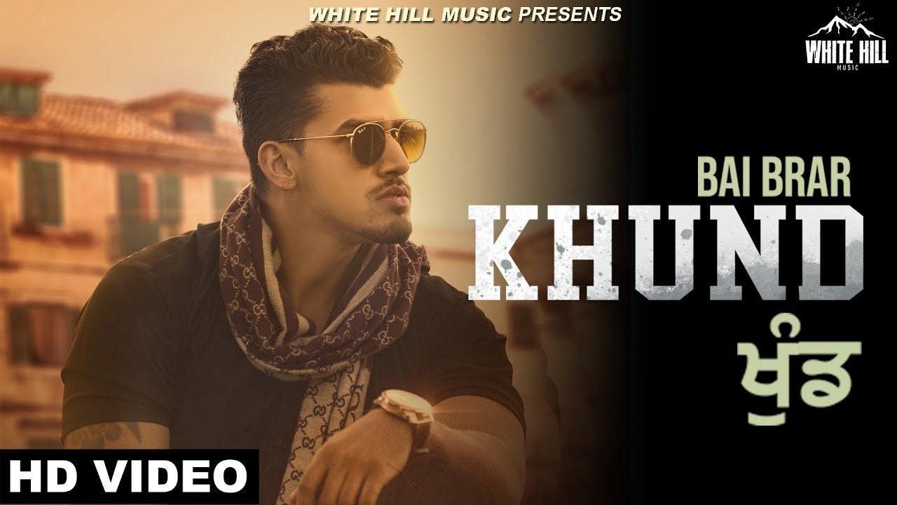 Bai Brar ft Ravi RBS – Khund