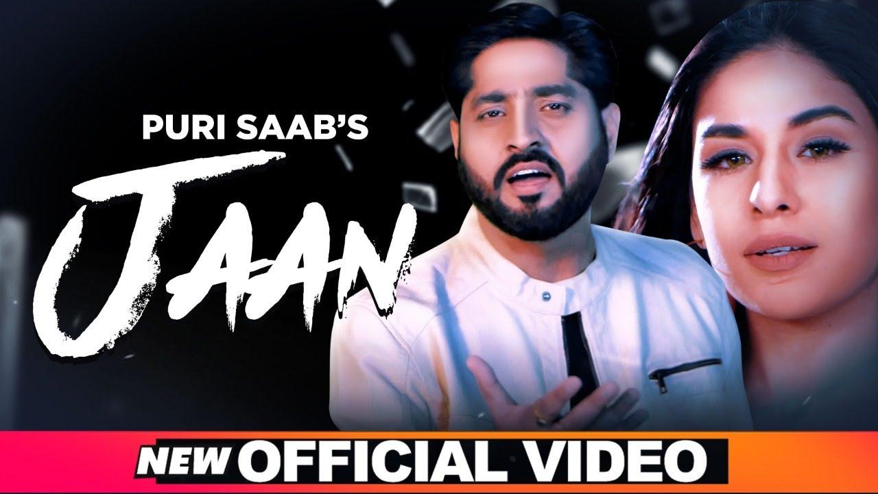 Puri Saab ft Rupin Kahlon – Jaan