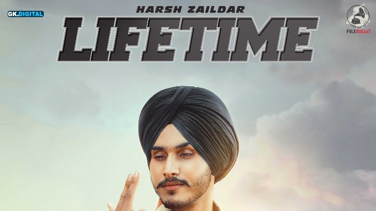 Harsh Zaildar ft Preet Hundal – Lifetime
