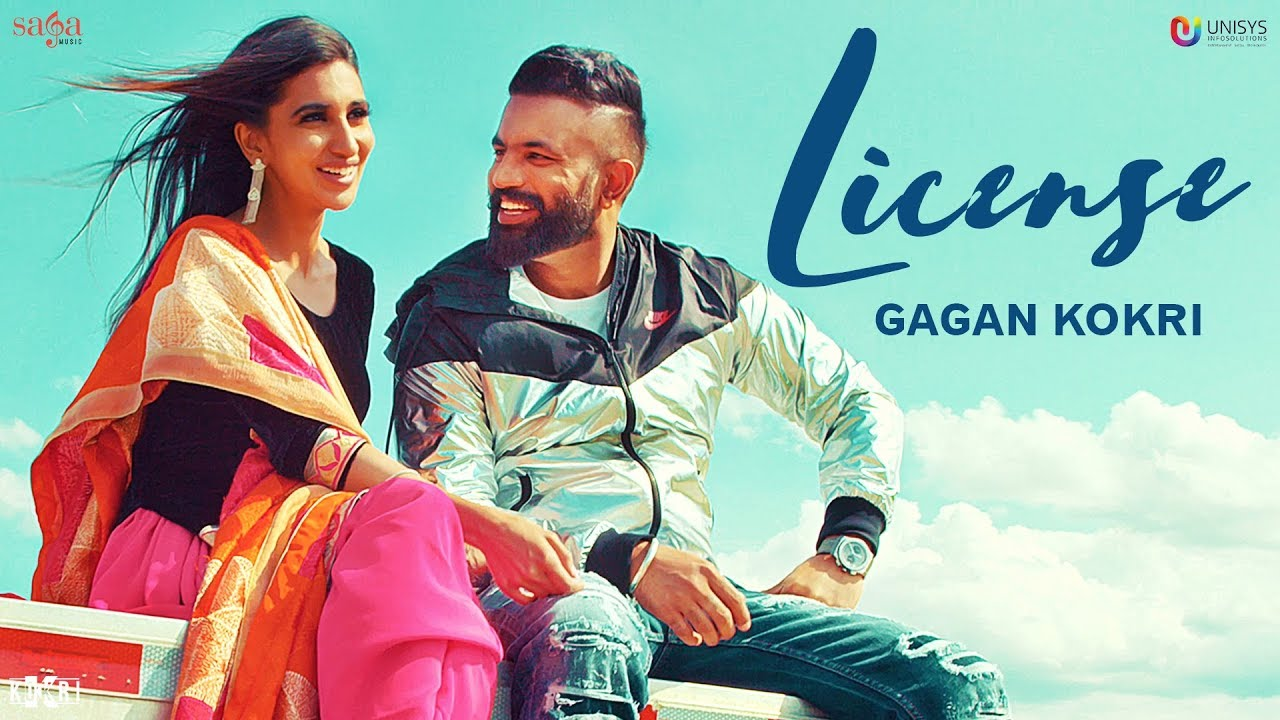 Gagan Kokri ft Ikwinder Singh – License