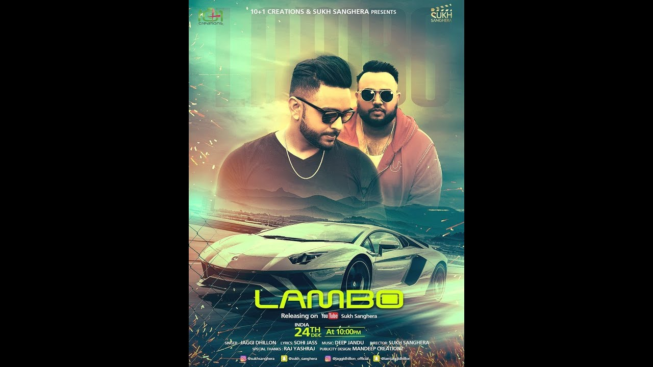 Jaggi Dhillon ft Deep Jandu – Lambo