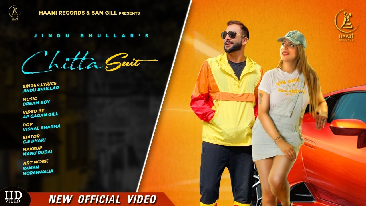 Jindu Bhullar ft Dream Boy – Chitta Suit