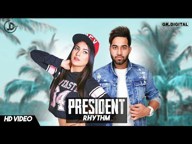 Rhythm – President