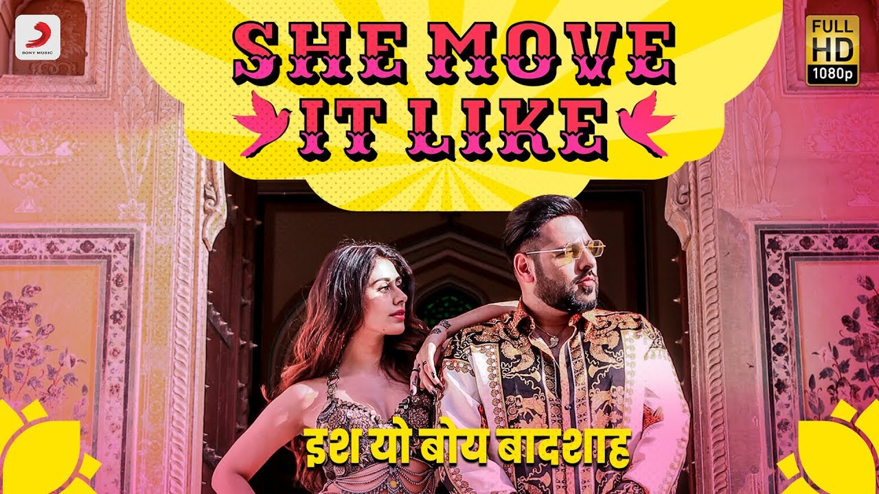 Badshah – She Move It Like