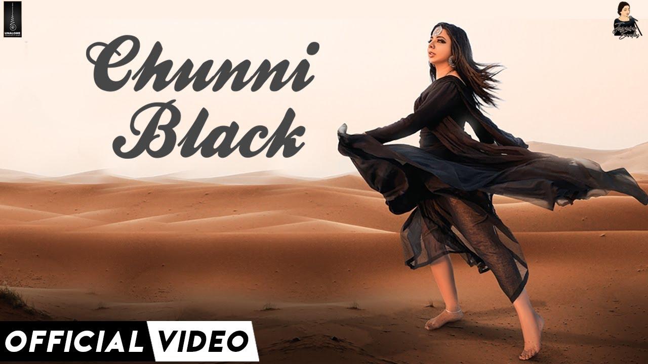 Jasmine Sandlas & Ranbir Grewal – Chunni Black