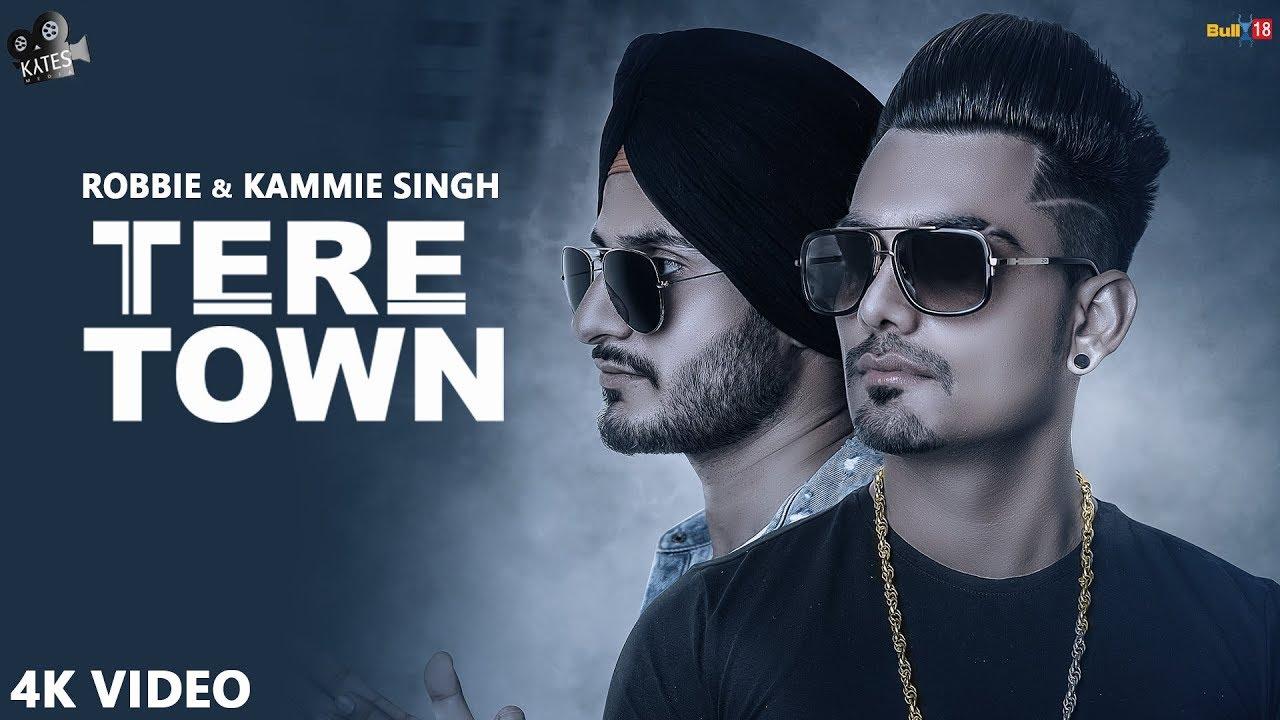 Robbie & Kammie Singh ft Snappy – Tere Town