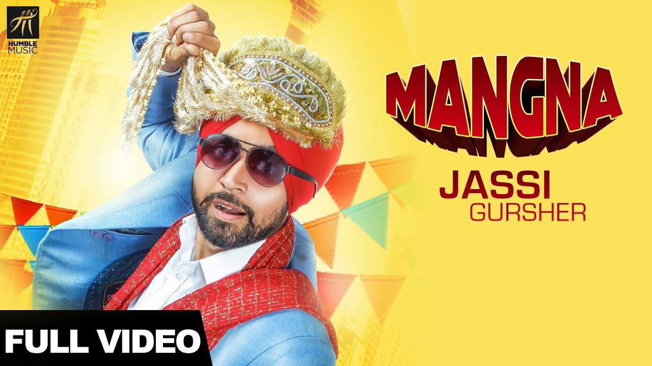 Jassi Gursher – Mangna
