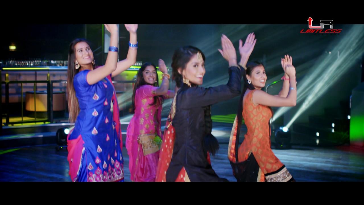 PBN ft Sharky P & Manpreet Toor – Bhangra Paundi