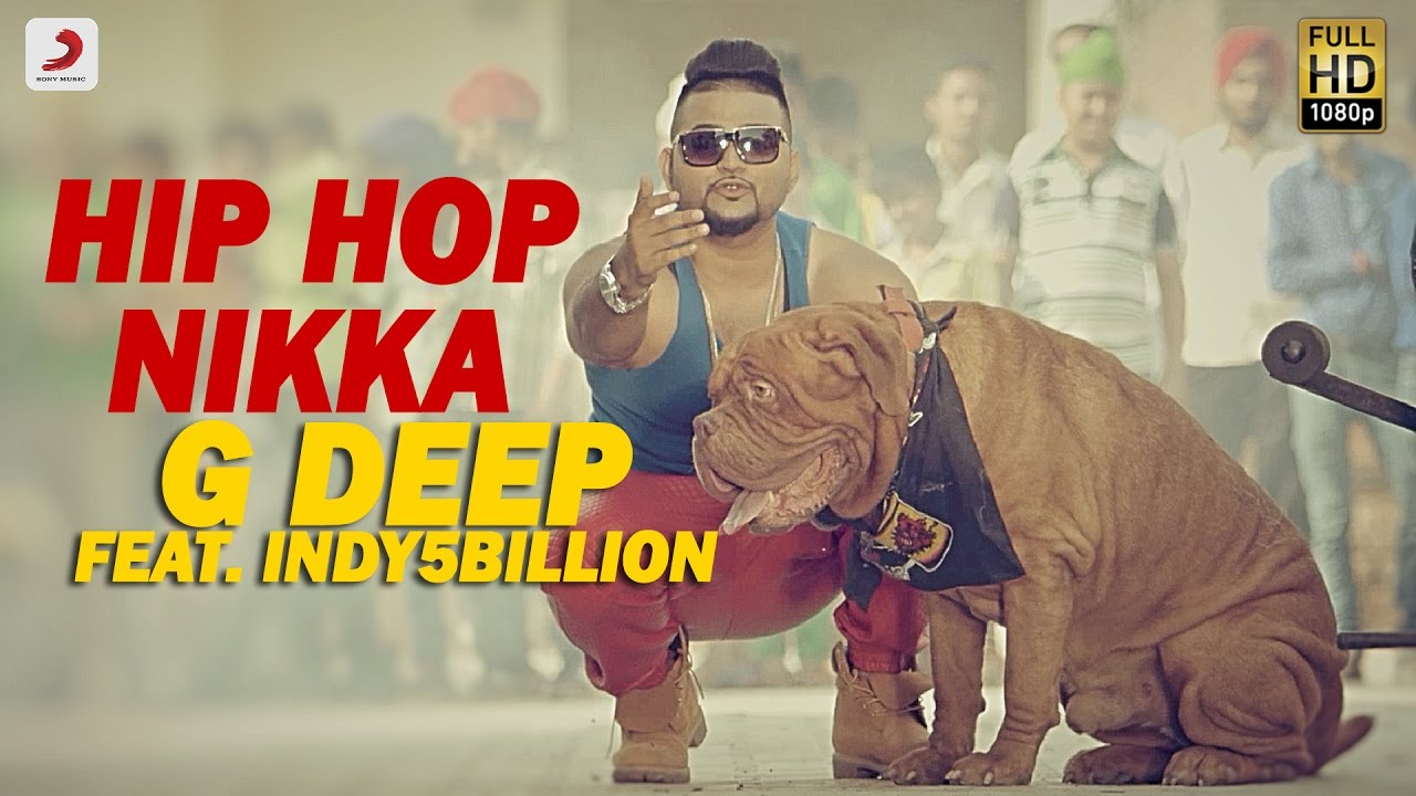 G-Deep ft Indy5Billion – Hip Hop Nikka