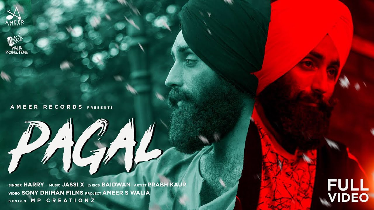 Harry ft Jassi X – Pagal