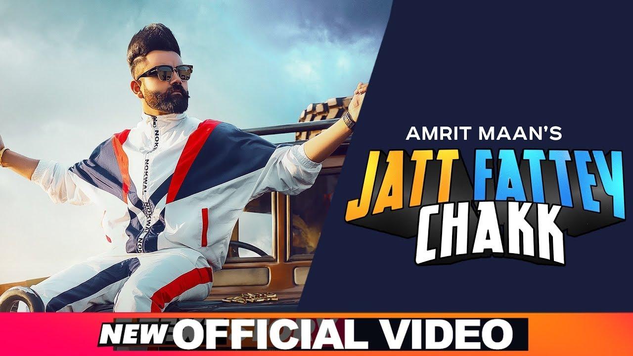 Amrit Maan ft Desi Crew – Jatt Fattey Chakk