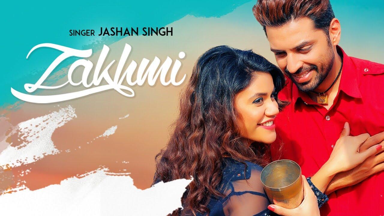 Jashan Singh ft Goldboy – Zakhmi
