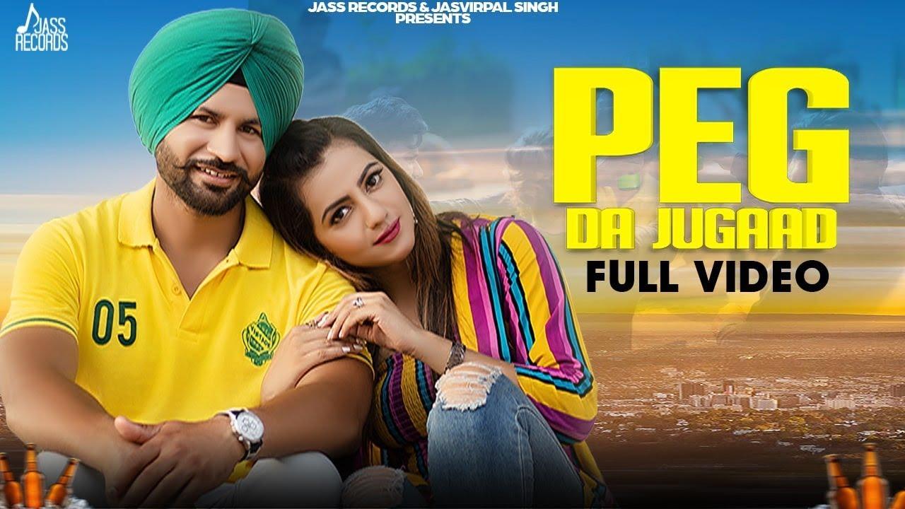 JD Gill ft Sonia Verma & KV Singh – Peg Da Jugad