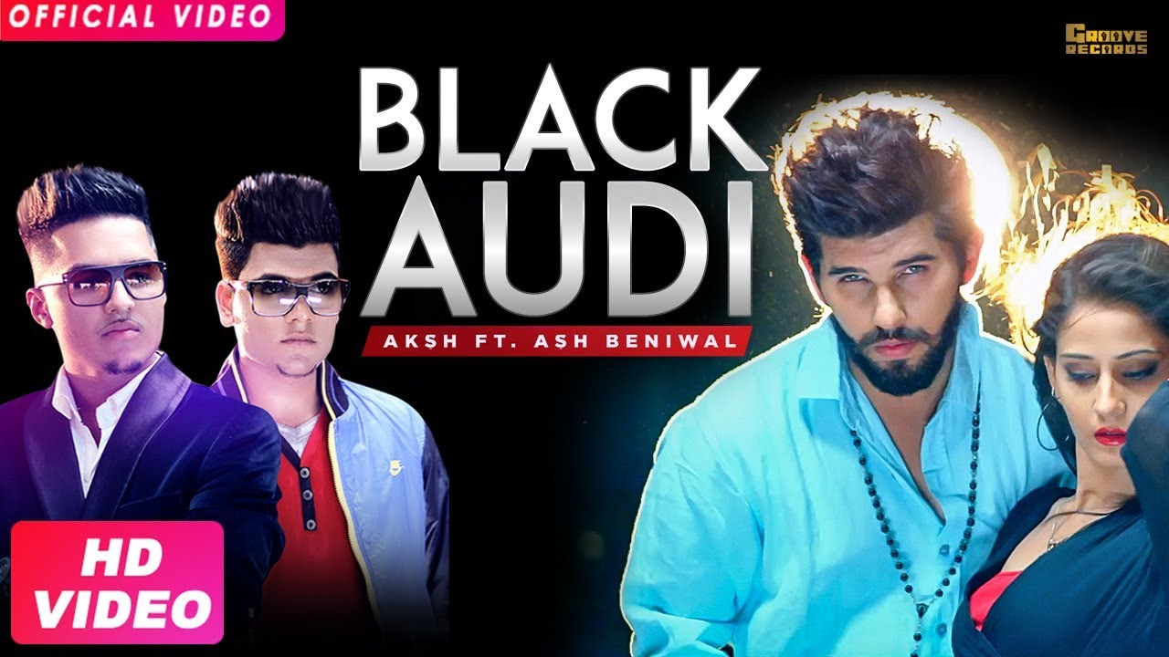 Mr. Vgrooves ft Aksh & Ash Beniwal – Black Audi