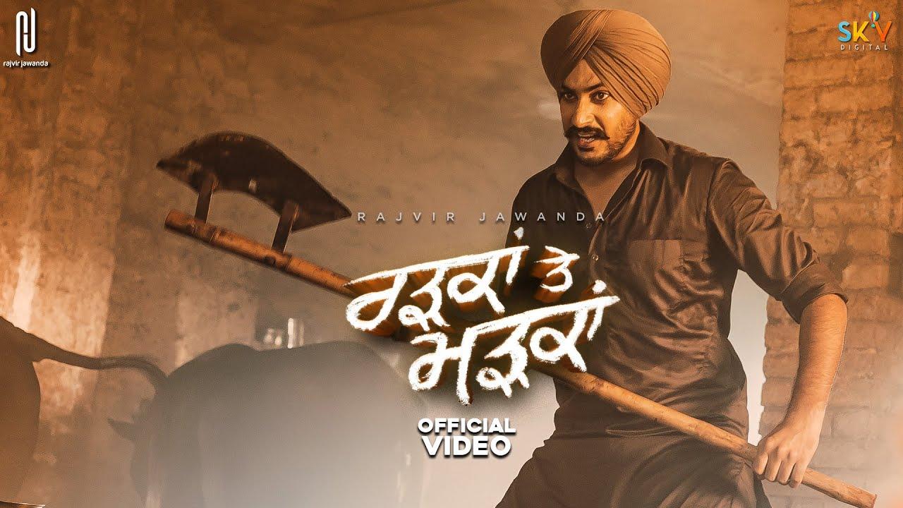 Rajvir Jawanda ft J-Statik – Radkan Te Madkan