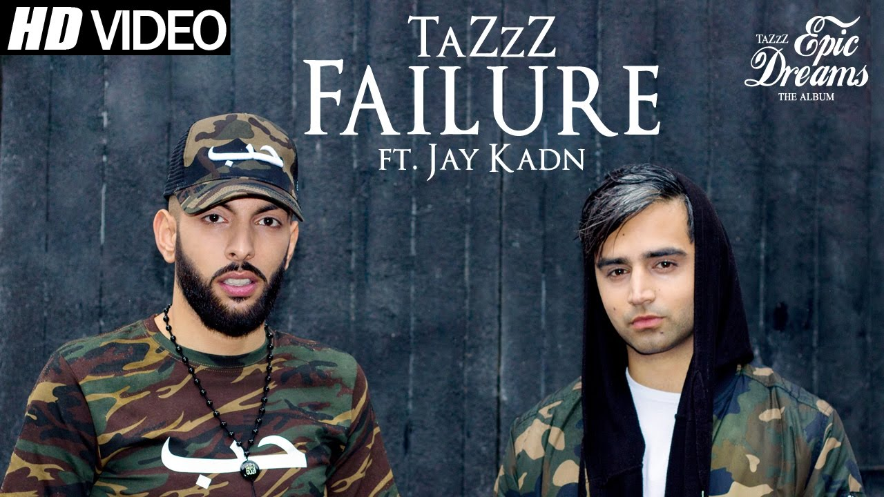 TaZzZ ft Jay Kadn – Failure