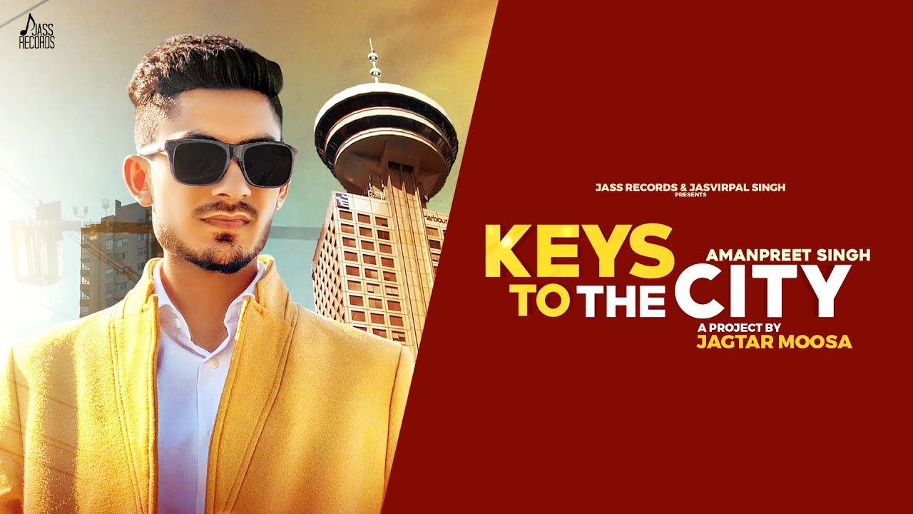 Amanpreet Singh – Keys To The City