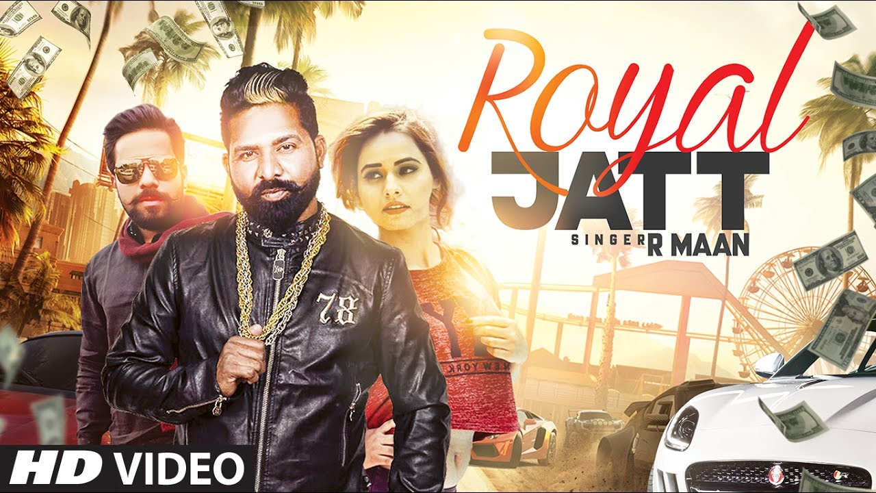 R Maan ft Desi Routz – Royal Jatt