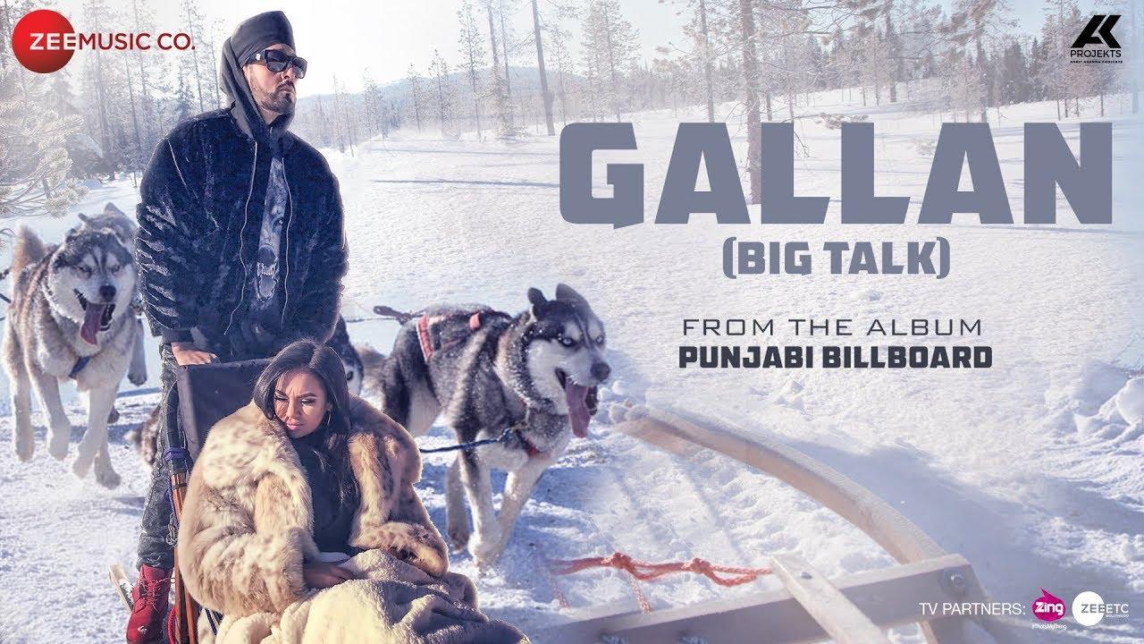 Manj Musik – Gallan