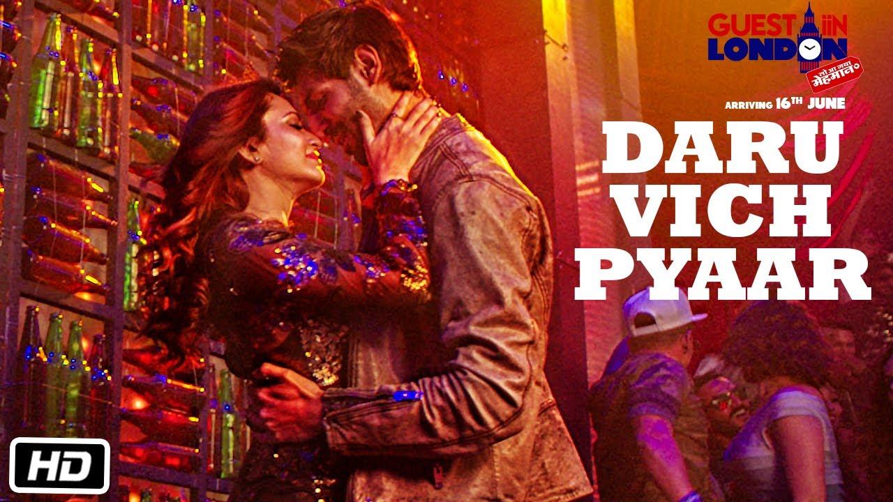 Taz ft Arya Acharya – Daru Vich Pyaar