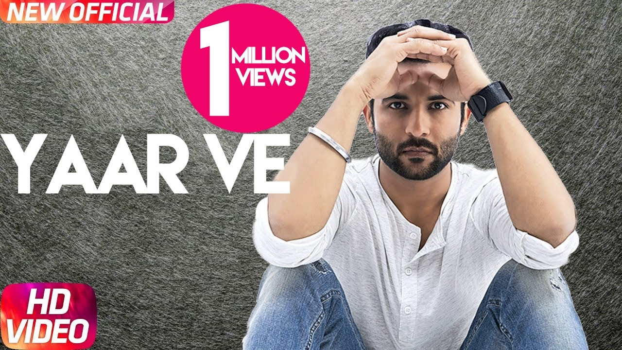 Harish Verma ft B. Praak – Yaar Ve